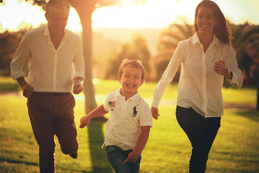 Fotos de familia en Gran Canaria