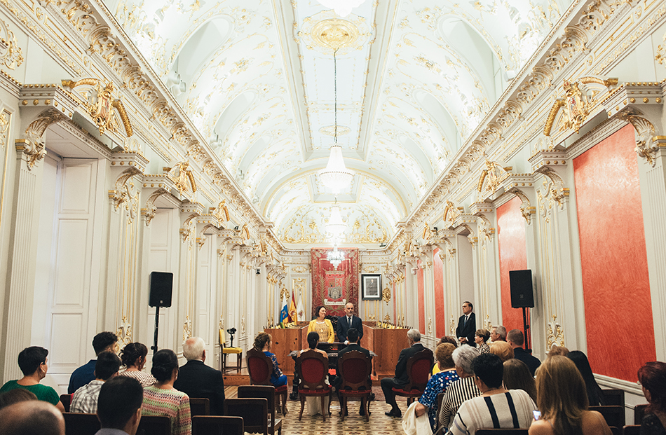 ceremonia civil las palmas
