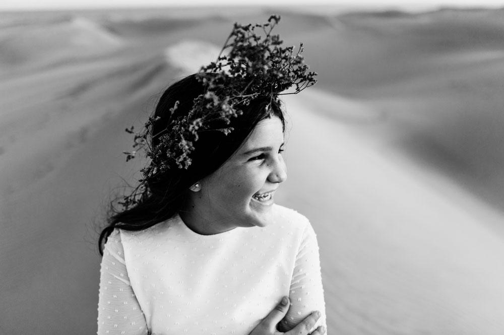 Fotógrafo comunión Las Palmas