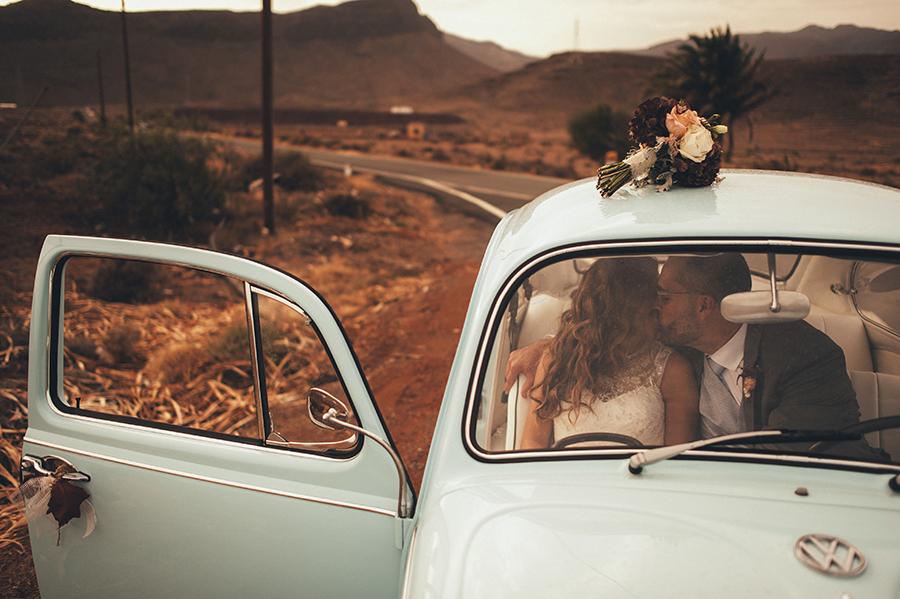 Alquila tu coche de boda